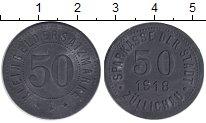 Изображение Монеты Польша 50 пфеннигов 1918 Цинк XF+