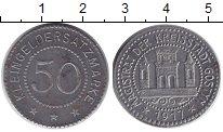 Изображение Монеты Польша 50 пфеннигов 1917 Железо UNC-