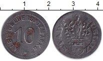 Изображение Монеты Польша 10 пфенигов 1918 Железо XF-
