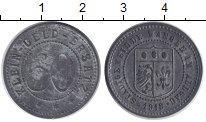Изображение Монеты Веймарская республика 50 пфеннигов 1918 Цинк XF