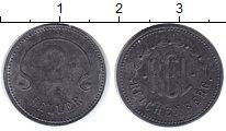 Изображение Монеты Австрия 2 геллера 1915 Цинк UNC-