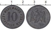 Изображение Монеты Германия 10 пфеннигов 1915 Цинк VF