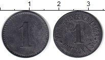 Изображение Монеты Германия 1 пфенниг 1915 Цинк XF