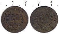 Изображение Монеты Венгрия 20 геллеров 1915 Железо XF-