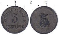 Изображение Монеты Германия 5 пфеннигов 1915 Цинк VF