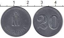 Изображение Монеты Австрия 20 геллеров 1915 Цинк VF