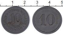 Изображение Монеты Германия 10 пфеннигов 1915 Цинк XF