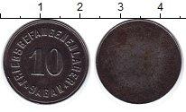 Изображение Монеты Германия 10 пфеннигов 1915 Железо XF