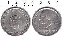 Изображение Монеты Веймарская республика 5 марок 1929 Серебро XF