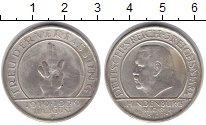 Изображение Монеты Веймарская республика 3 марки 1929 Серебро XF 10 - летие Веймарско