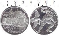 Изображение Монеты Австрия 500 шиллингов 2000 Серебро UNC-