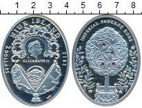 Изображение Монеты Ниуэ 2 доллара 2012 Серебро Proof Елизавета II. Искусс