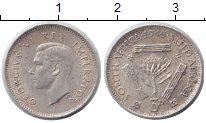 Изображение Монеты ЮАР 3 пенса 1945 Серебро XF