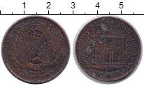 Изображение Монеты Канада 1/2 пенни 1844 Медь F