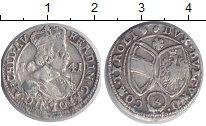 Изображение Монеты Австрия 3 крейцера 1641 Серебро XF