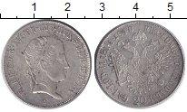 Изображение Монеты Австрия 20 крейцеров 1840 Серебро XF