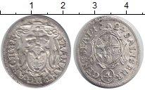 Изображение Монеты Германия Зальцбург 4 крейцера 1724 Серебро XF