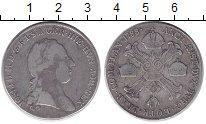 Изображение Монеты Габсбург 1/2 талера 1788 Серебро VF Иосиф II