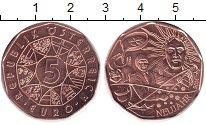 Изображение Монеты Австрия 5 евро 2014 Медь UNC-