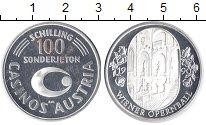 Изображение Монеты Австрия 100 шиллингов 1990 Медно-никель XF Жетон казино Австрия