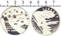 Изображение Монеты США 1 доллар 2012 Серебро Proof