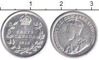 Изображение Монеты Канада 5 центов 1918 Серебро