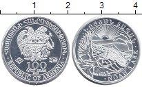 Изображение Монеты Армения 100 драм 2016 Серебро UNC-