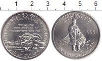Изображение Монеты США 1/2 доллара 1995 Медно-никель XF
