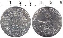 Изображение Монеты Австрия 25 шиллингов 1963 Серебро XF Принц Евген фон Саво
