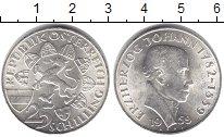 Изображение Монеты Австрия 25 шиллингов 1959 Серебро UNC- Эржезог Иохан