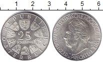 Изображение Монеты Австрия 25 шиллингов 1965 Серебро UNC- 150 лет Венской высш