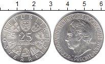Изображение Монеты Австрия 25 шиллингов 1965 Серебро UNC- 150 лет технической