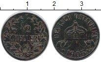 Изображение Монеты Германия Немецкая Африка 1/2 хеллера 1905 Медь VF