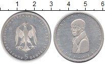 Изображение Монеты Германия 5 марок 1977 Медно-никель UNC-