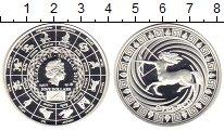 Изображение Монеты Токелау 5 долларов 2012 Серебро Proof Елизавета II. Знаки
