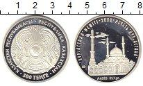 Изображение Монеты Казахстан 500 тенге 2009 Серебро Proof-