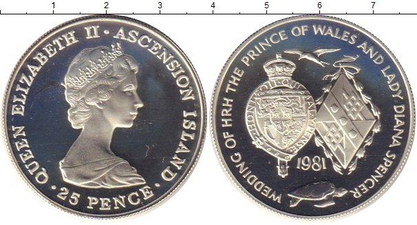 25 пенсов 1981 римская 11