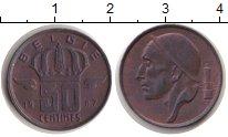 Изображение Монеты Бельгия 50 сантимов 1987 Медь XF