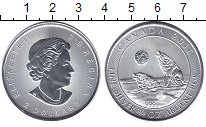Изображение Монеты Канада 2 доллара 2016 Серебро UNC