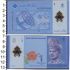 Изображение Боны Малайзия 1 рингит 0  UNC-
