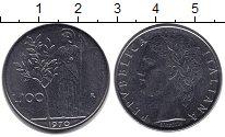 Изображение Дешевые монеты Италия 100 лир 1970 Железо XF