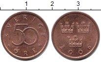 Изображение Дешевые монеты Не определено 50 эре 2006 Медь XF