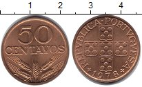 Изображение Дешевые монеты Не определено 50 сентаво 1978 Медь UNC