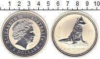 Изображение Монеты Австралия 2 доллара 2006 Серебро UNC-
