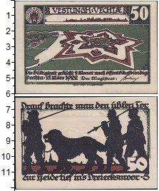Изображение Банкноты Германия : Нотгельды 50 пфеннигов 1922  XF На банкноте есть неб