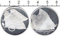 Изображение Монеты Чехия 200 крон 2006 Серебро Proof-