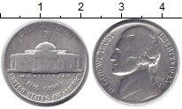 Изображение Монеты США 5 центов 1943 Серебро VF