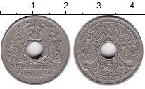 Изображение Мелочь Нидерландская Индия 5 центов 1921 Медно-никель VF
