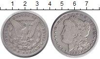 Изображение Монеты США 1 доллар 1901 Серебро VF