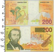 Изображение Боны Бельгия 200 франков 0  XF